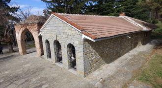 Казанлъшка тракийска гробница